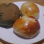 焼きたてのパン@ヨドバシ