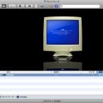 LeopardのWinPCアイコンはブルースクリーン。これは酷い