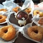 尾道の「夕やけカフェ」で自然派とうふドーナツを買ってみた!(広島県)