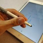 iPadでイラストなどを描くなら、更に細くなったタッチペン「Bamboo Stylus solo」が良いかも