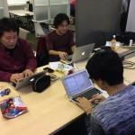 ブロガー向けiPhoneアプリ開発体験会 第3回 レポート&第4回は3月29日に開催!