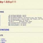 ZERO3でいつでもどこでもRubyのソースコードを読むライフハック