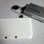 3DSや3DS LLをUSBで充電できる巻き取りケーブルが便利!