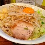 東京・秋葉原の二郎インスパイヤ系まぜそば「麺処 マゼル MAZERU」に行ってきた