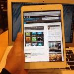 iPad miniを買ってきたので、早速レビューを書いてみた