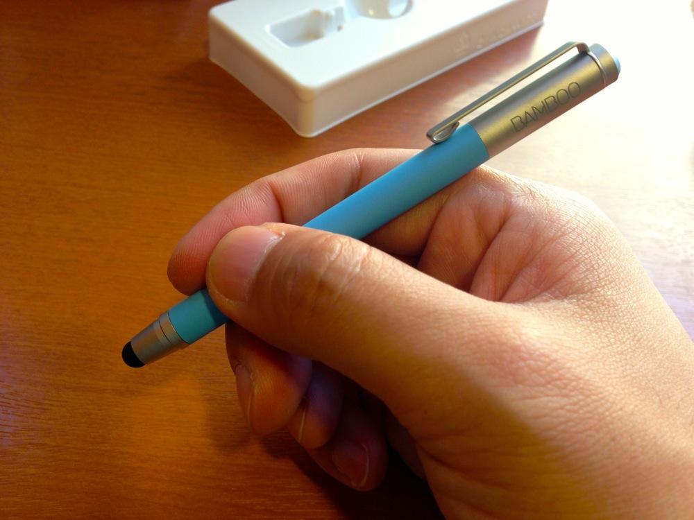 iPad miniで絵を描くならBamboo StylusとBamboo Paperがオススメ