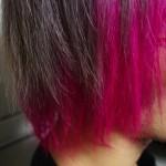 【マニパニ】下北沢の派手髪美容室VIVA CUTE CANDYで髪をピンクにしてみた