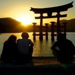 【広島・宮島】海の中に建つ大鳥居で有名な厳島神社に行ってきた!