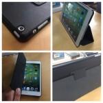 超軽量!iPad miniケース「マイクロフォリオ」はオートスリープ・スタンド機能搭載!