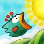 Tiny Wings。羽の小さな鳥を空高く飛ばそう!攻略のコツなど(動画あり)
