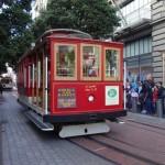世界最古! サンフランシスコ名物のケーブルカーに乗ってきたぞ