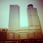 「一宮ブログ合宿」参加のため、名古屋にきています