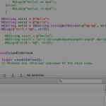 Objective-Cで文字列(NSString)の連結を行う方法