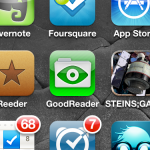 iPhone 5 + GoodReaderで、自炊(スキャン)したPDFが読みやすくなった!