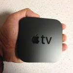 Apple TV 開封の儀。本体もリモコンも超コンパクト!