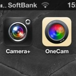 OneCamで撮影した写真をCamera+で素早く加工する方法