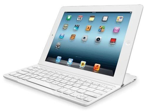 iPadカバー兼キーボードTK710のホワイトモデルTK710WHが出ていた