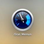 MacのメニューバーでCPU使用率・メモリ使用率・ネットワーク状況などをモニタリングできる「iStat Menus 3」