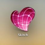 Macでスクリーンショットを撮るのに便利な「Skitch」