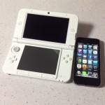3DS LLとドラクエ7を買ってみた。液晶が大きくて見やすい!