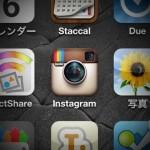Instagramでカメラロールの写真を素早くアップする方法