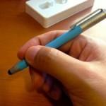 iPad向けスタイラスペン「バンブースタイラス」レビュー