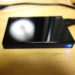 Macでも使えるUSB3.0対応の1TB外付けHDDが7,980円!転送がUSB2.0の2倍速い!