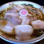 煮干しの存在感!東京・中野にある「肉煮干し中華そば さいころ」で「肉煮干し中華そば」を食す!