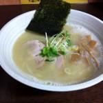 鶏チャーシューがうまい!東京・中野にある「藤丸」で「らーめん 鶏塩味」を食す!