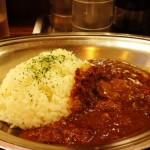 ワンコインで牛すじたっぷり! 東京・中野にある「ハヤシ屋中野荘」で「ハヤシライス」を食す!
