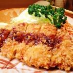 スパゲティ付きが懐かしい! 東京・秋葉原にある「とんかつ冨貴(とんかつ・ふき)」で「ロースかつ定食」を食す!