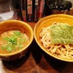 極太麺と濃厚スープ! 東京・中野にある「二代目えん寺」で「ベジポタつけ麺」を食す!