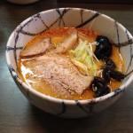 風来居 新宿店で旨辛しおらーめんを食す!