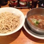「らーめん・つけ麺 五十五番」で「濃厚つけ麺」を食す!(名古屋・栄)