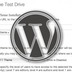 これは便利! 本番環境でテーマのテストができるWordPressのプラグイン Theme Test Drive