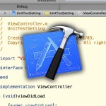 【iOSアプリ開発】Xcode 4のエディタで行番号を表示する方法